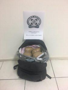 Συλλήψεις σε Πτολεμαΐδα και Φλώρινα για ναρκωτικά.Μετέφερε ναρκωτικά  με λεωφορείο υπεραστικής γραμμής