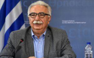 Γαβρόγλου από Κοζάνη: «Οι Πανελλήνιες θα καταργηθούν»