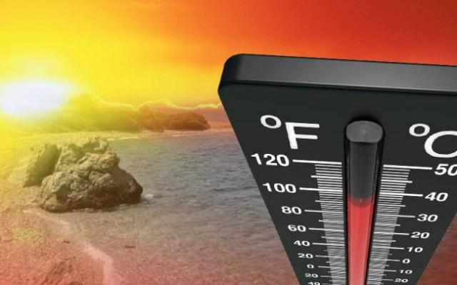 Καύσωνας διαρκείας: «Κολλημένο» στους 40-41 βαθμούς το θερμόμετρο όλη την εβδομάδα -Πού θα φτάσει σε κάθε περιοχή