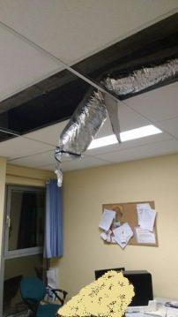 Επιστολές: Πως πλημμύρισε το νοσοκομείο;