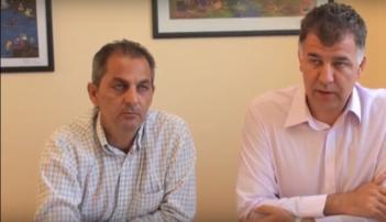 Συνέντευξη Τύπου του Αντιπεριφερειάρχη Γρεβενών και του Διοικητή του Γενικού Νοσοκομείου (βίντεο)