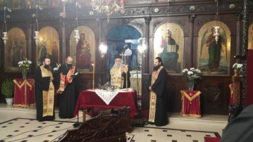 Αγιασμός των δραστηριοτήτων του πνευματικού έργου της Ιεράς Μητροπόλεως Γρεβενών