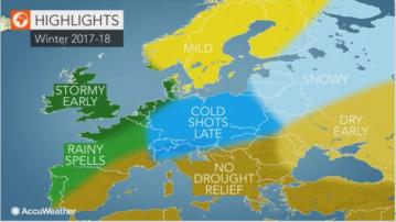 Τι προβλέπουν οι μετεωρολόγοι για τον φετινό χειμώνα στην Ελλάδα