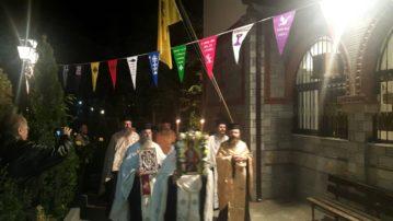 Κιβωτός Γρεβενών: Εορτασμός της Αγίας Παρθενομάρτυρας Ελένη την εκ Σινώπης του Πόντου(φωτογραφίες)