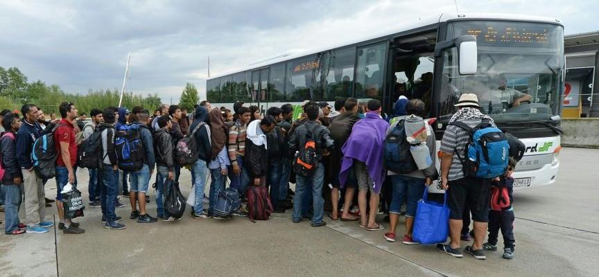 Επεισοδιακή μεταφορά προσφύγων στα Γρεβενά