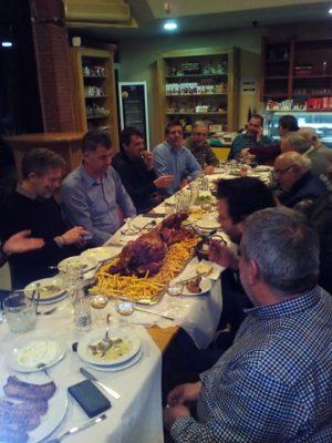 Τα Γρεβενά επισκέφθηκε ο πρώην Υπουργός Πολιτισμού κ. Παύλος Γερουλάνος (βίντεο, φωτογραφίες)