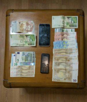 Συνελήφθησαν -2- αλλοδαποί στην Καστοριά για διακίνηση ακατέργαστης κάνναβης βάρους  -9- κιλών και -160- γραμμαρίων