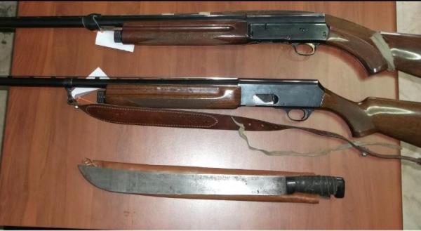 Γρεβενά: Σύλληψη 68χρονου για οπλοκατοχή