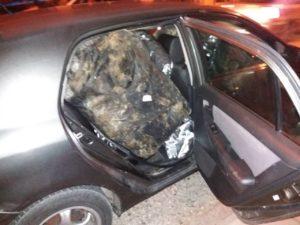 Συνελήφθησαν 3 αλλοδαποί για μεταφορά μεγάλης ποσότητας ακατέργαστης κάνναβης, βάρους -155- κιλών και -855- γραμμαρίων, σε περιοχή της Καστοριάς