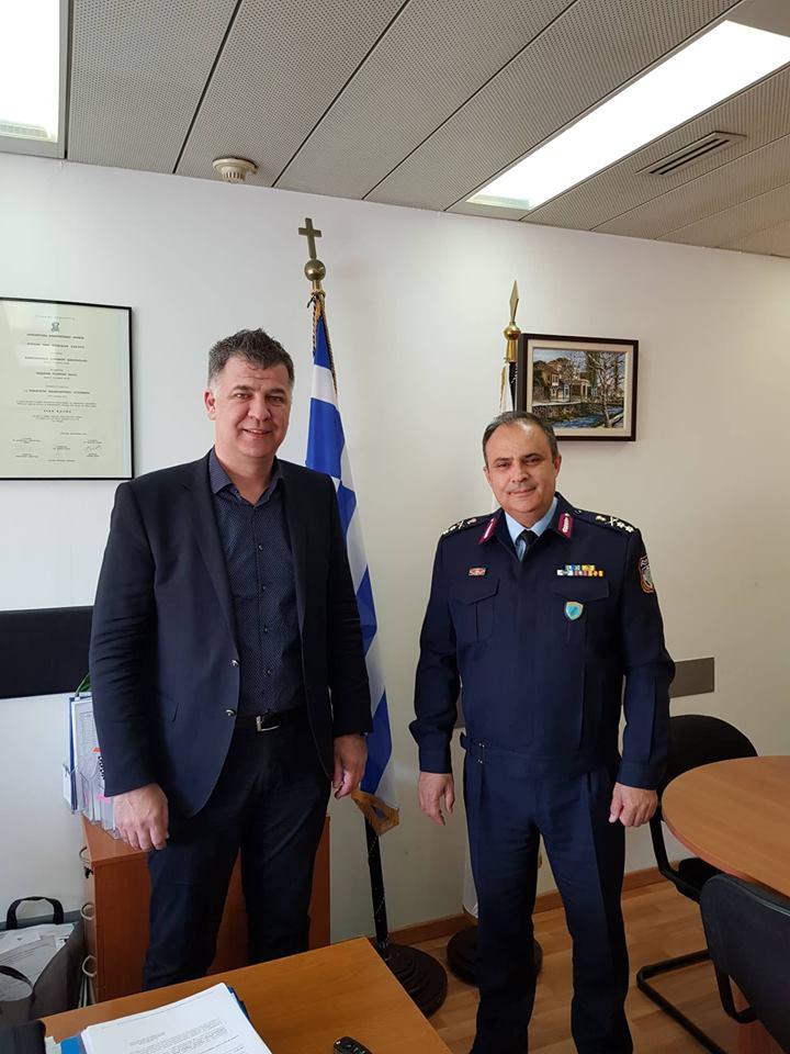 Ολοκληρώνονται οι διαδικασίες για την αποπεράτωση της Σχολής Αστυφυλάκων στα Γρεβενά
