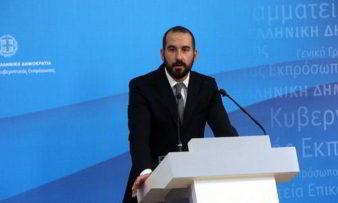 Εισαγωγική τοποθέτηση του Υπουργού Επικρατείας και Κυβερνητικού Εκπροσώπου, Δημήτρη Τζανακόπουλου, κατά την ενημέρωση των πολιτικών συντακτών