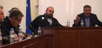Το βίντεο και απομαγνητοφωνημένη η επίμαχη συζήτηση στο Δημοτικό Συμβούλιο Γρεβενών. Οι αισχρές συκοφαντίες του Γ. Δασταμάνη