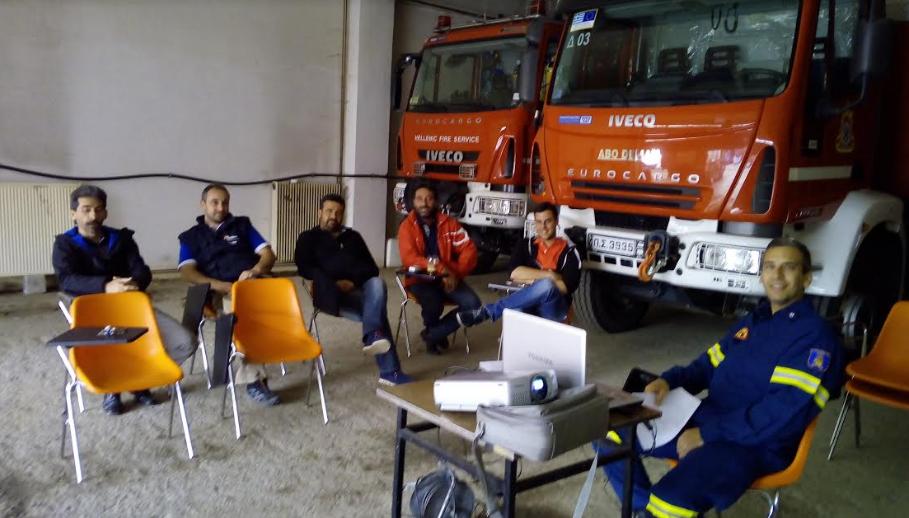 Κυνηγετικός Σύλλογος Γρεβενών: Συμμετοχή σε εκπαιδευτικό Σεμινάριο που οργανώθηκε από την Πυροσβεστική Υπηρεσία Γρεβενών