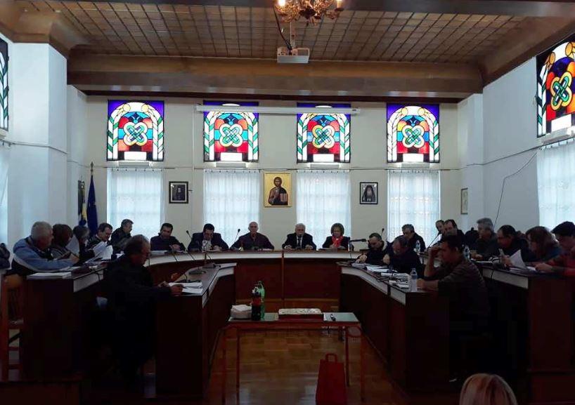 Έκτακτη συνεδρίαση του Δημοτικού Συμβουλίου του Δήμου Βοϊου, την Πέμπτη 31/5, με θέμα την διαμαρτυρία για την κατασκευή σταθμών διοδίων στα όρια του Δήμου Βοΐου