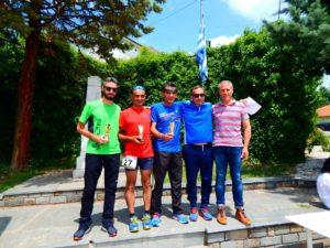 Τα αποτελέσματα από τους 9ους αγώνες ορεινού τρεξίματος στον Άγιο Γεώργιο Γρεβενών (φωτογραφίες)
