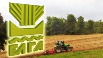 Σήμερα στους λογαριασμούς αγροτών τα χρήματα του ΕΛΓΑ