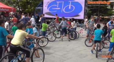 """""""Ο γύρος της πόλης των Γρεβενών"""" την Κυριακή 13 Μαΐου-Δέκα τυχεροί θα κερδίσουν από ένα ποδήλατο!"""