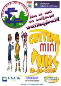 Γρεβενά: Τουρνουά μίνι βόλεϊ της ΕΣΠΕΜ στην κεντρική πλατεία την Κυριακή
