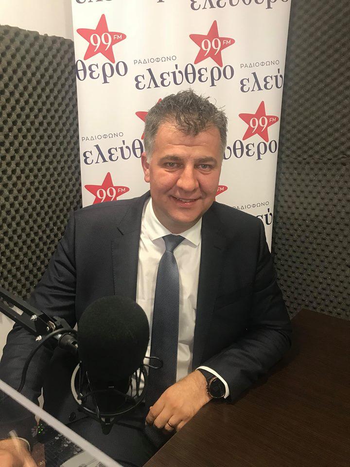 Ε. Σημανδράκος: «Ο επόμενος δήμαρχος Κοζάνης θα πρέπει να είναι ένας δήμαρχος μάνατζερ κι όχι ένας δήμαρχος που θα κάνει μια απλή διαχείριση των οικονομικών πόρων» – Ποια είναι τα 3 σημαντικά ζητήματα, που, κατά την άποψή του, θα πρέπει να δοθεί βαρύτητα (Hχητικό)