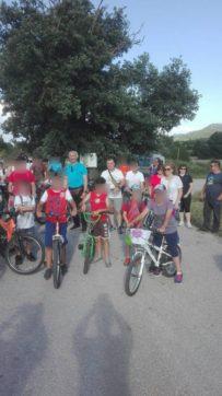 Δεσκάτη: Ποδηλατοδρομία μέχρι την αρχαιότερη βελανιδιά της Ευρώπης πραγματοποιήθηκε το Σάββατο στη Δεσκάτη