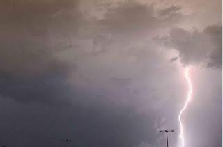 Κεραυνός έπεσε σε σπίτι στην Κοζάνη και προκάλεσε έκρηξη του λέβητα! (βίντεο)