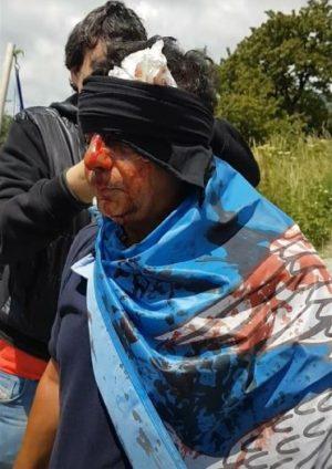 Σκηνές πολέμου στο Πισοδέρι στο συλλαλητήριο κατά της συμφωνίας (βίντεο- φωτογραφίες)