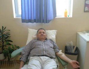 Υπενθύμιση εθελοντικής αιμοδοσίας από τη  ΔΗΜ.Τ.Ο. Γρεβενών (φωτογραφίες)