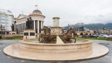 Αμερικανικό ταξιδιωτικό site για τα Σκόπια:  Έτσι χτίσατε μια ψεύτικη, κιτς αρχαία πόλη