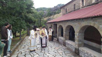 Εορτή Αγ. Παντελεήμονος στην Αλατόπετρα και τον Ασπρόκαμπο Γρεβενών