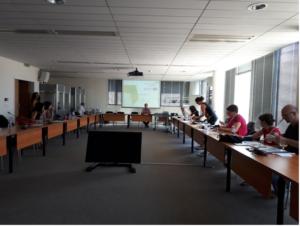"""4η Συντονιστική Επιτροπή και 4ο Διαπεριφερειακό Εργαστήριο στη Γαλλία, στο πλαίσιο του έργου """"ECOWASTE4FOOD"""""""