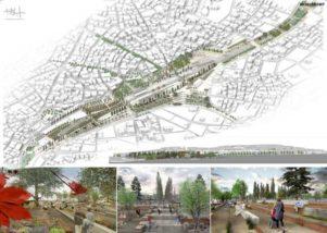 Η μελλοντική εικόνα του Σιδηροδρομικού Σταθμού Κοζάνης