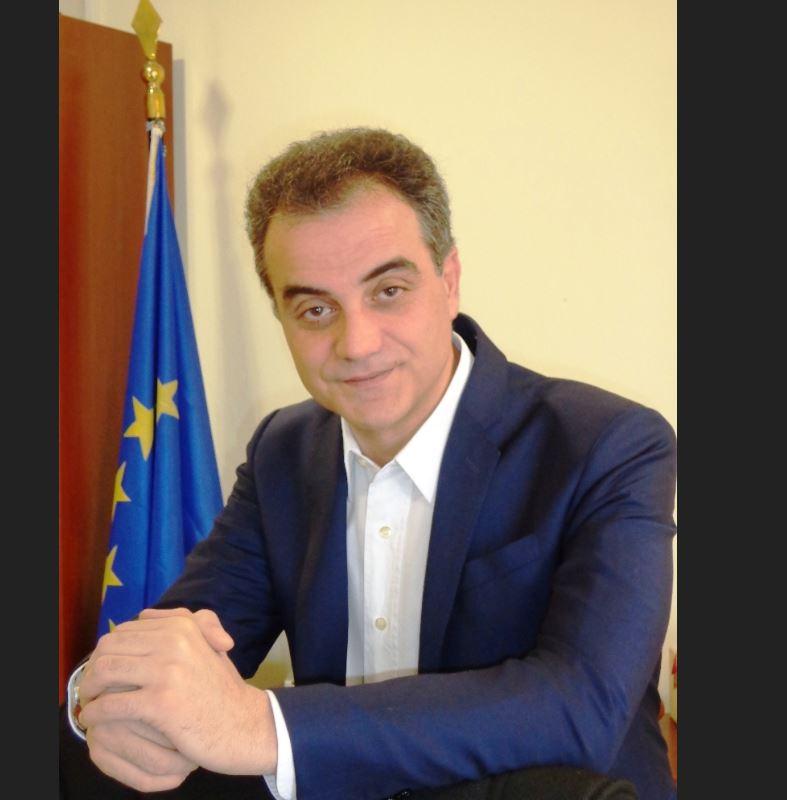 Συγχαρητήρια του Περιφερειάρχη Δυτικής Μακεδονίας Θ. Καρυπίδη στον Πρωταθλητή Ευρώπης Μίλτο Τεντόγλου