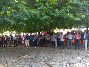 Εορτή Κοιμήσεως της Θεοτόκου σε Ροδιά, Σπήλαιο και Αβδέλλα