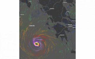 Εθνικό Αστεροσκοπείο: Κυκλώνας με 12 μποφόρ και τροπικές καταιγίδες την Παρασκευή
