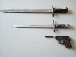 Σύλληψη 68χρονου σε περιοχή της Φλώρινας για παράβαση του νόμου περί όπλων