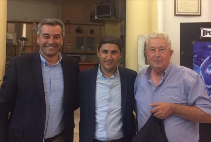 Συνάντηση μελών του Μητρώου Πολιτικών Στελεχών ΝΔ, με παρουσίες από τα ΓΡΕΒΕΝΑ