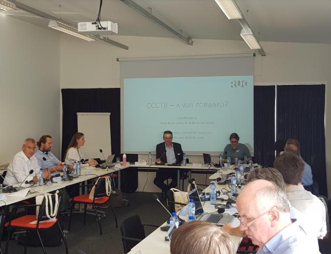 Ο Βουλευτής ΣΥΡΙΖΑ Γρεβενών Χρήστος Μπγιάλας και μέλη της Ευρωπαϊκής Ενωτικής Αριστεράς – Βόρειας Πράσινης Αριστεράς (GUE – NGL) του Ευρωκοινοβουλίου συναντήθηκαν στις Βρυξέλλες