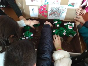 Επίσκεψη σχολείων στην Δημόσια Κεντρική Βιβλιοθήκη Γρεβενών