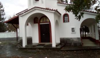 Θυρανοίξια στον Ιερό Ναό Αγίων Αικατερίνης και Χαραλάμπους στη Μηλιά Γρεβενών