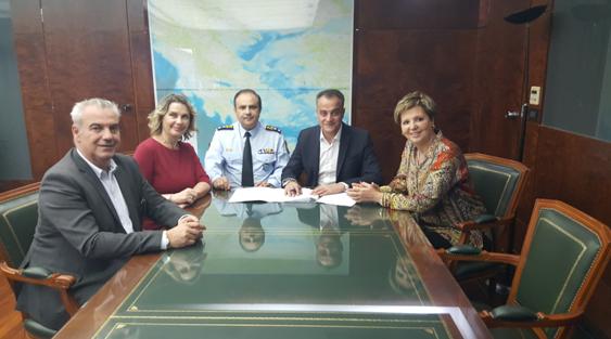Υπεγράφη στο Υπουργείο Προστασίας του Πολίτηη προγραμματική σύμβαση για την εκτέλεση του έργου της κατασκευής του νέου Αστυνομικού Μεγάρου Γρεβενών