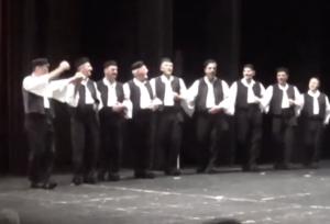 «Άρωμα Ελλάδας» στο Στρασβούργο, από το Τμήμα Παραδοσιακών Χορών του Δήμου Γρεβενών