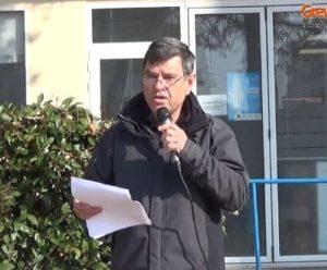 Πραγματοποιήθηκε η απεργιακή συγκέντρωση του Νομαρχιακού Τμήματος της ΑΔΕΔΥ Νομού Γρεβενών (Βίντεο – Φωτογραφίες)