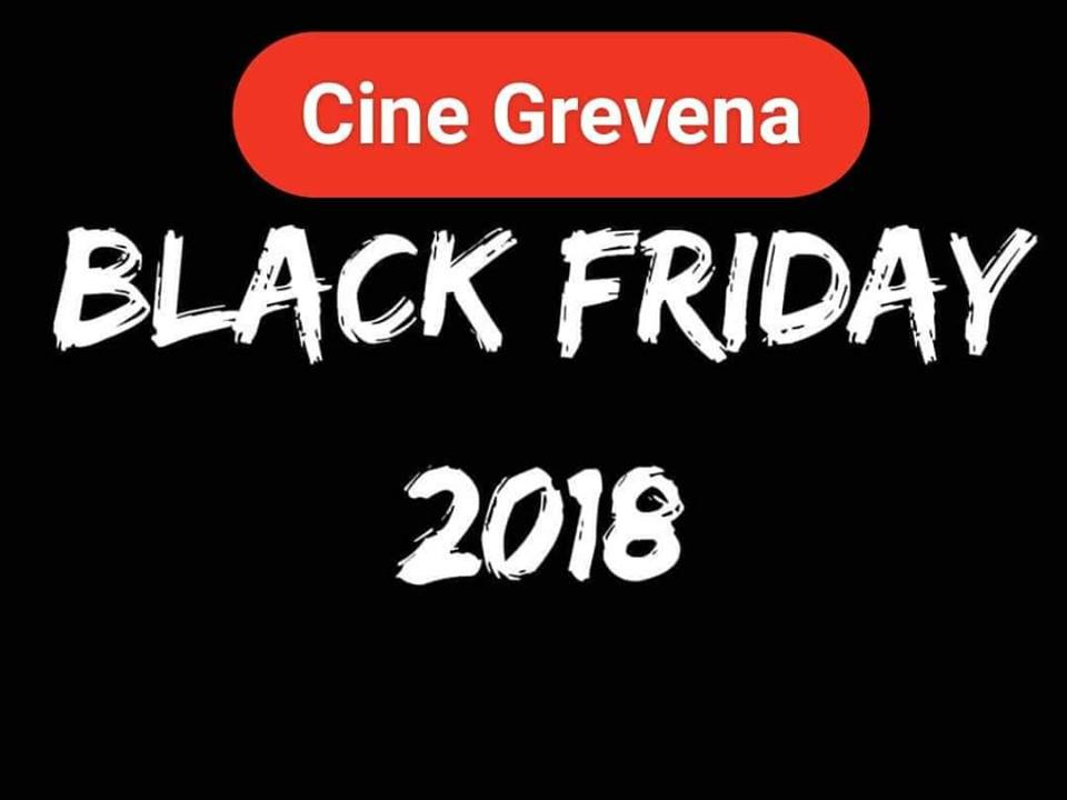 BLACK FRIDAY στο Cine Grevena