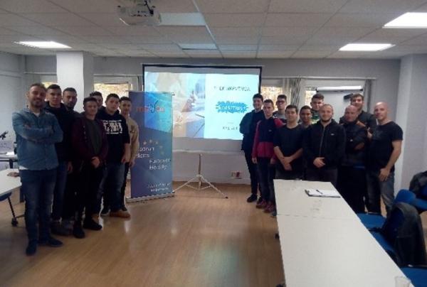 Erasmus+2018 – Οι μαθητές του 1ου Εργαστηριακού κέντρου Γρεβενών καινοτομούν