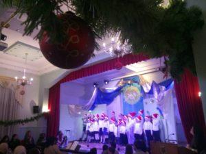 Η εορτή των Χριστουγέννων με την παιδική αθωότητα…