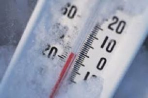 Στους -3 η θερμοκρασία στην πόλη των Γρεβενών