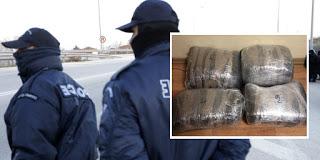 Σύλληψη 25χρονου στην Καστοριά, για διακίνηση Ναρκωτικών (Φώτο)