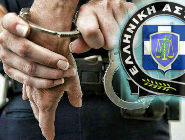 Συλλήψεις ατόμων στο πλαίσιο του αυτοφώρου για διάφορα ποινικά αδικήματα στη Δυτική Μακεδονία