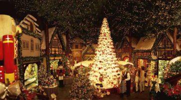 Τι καιρό θα κάνει τα Χριστούγεννα, που θα βρέξει και που όχι