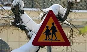 Κλειστά λόγω παγετού τα Σχολεία στα Γρεβενά την Τρίτη και την Τετάρτη